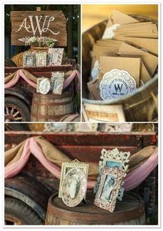 Rustic Barn Wedding by Style & Story Creative on ArtfullyWed.com