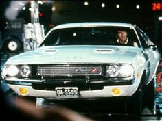 Vanishing Point 70' Dodge Challenger