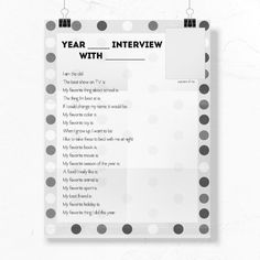year-end-interview