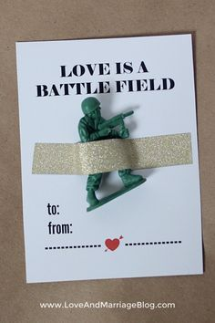 Free Boy Valentines Printable + More fun, creative ideas!!