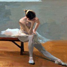 Watching Rehearsal, by Valeriy Gridnev