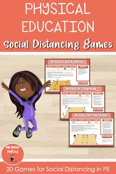 Physical Education Activities, Elementary Physical Education, Elementary Pe, Pe Activities, Classroom Activities, Activity Games, Gym Games For Kids, Exercise For Kids, Recess Games