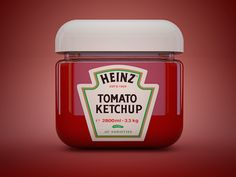 Heinz ketchup icon