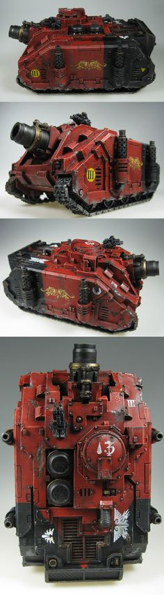 Blood Angels Army Project (pic carpet bombing) - Page 67