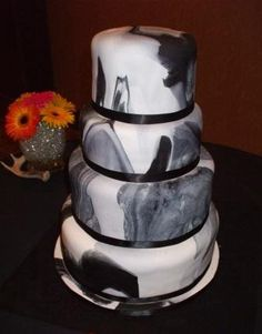 Another Wedding Cake Idea