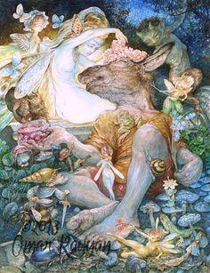 Omar Rayyan II. A Midsummer Night's Dream