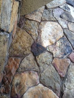 Grouted Stone Work