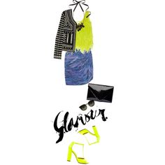 """Glamour"" by frutini on Polyvore"
