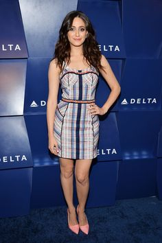 5. Emmy Rossum Arrives At The Delta Air Lines Summer Celebration | The Most Fab And Drab Celebrity Outfits Of The Week