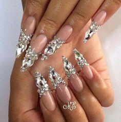 Imagem De Nails And Diamond