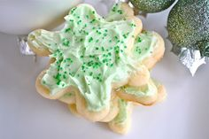 Key Lime Cookies - Mother Thyme