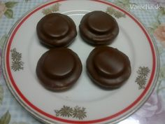 Domáci Jaffa cake (fotorecept) - Recept
