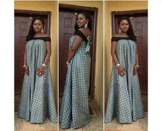 Check Out These Timeless and Fashionable Ankara Styles - Wedding Digest Naija African Fashion Ankara, Latest African Fashion Dresses, African Print Fashion, African Wear, African Attire, African Women, Long African Dresses, African Print Dresses, African Beauty