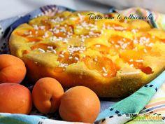 Torta con le albicocche velocissima #ricette #food #recipes