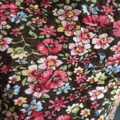 Free People floral baseball t-shirt Great condition. Like new! Black sleeves. Open neckline. Flare fit. Long t-shirt. Lightweight. Free People Tops Tees - Long Sleeve
