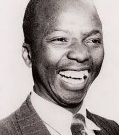 Anton Muziwakhe Lembede was teacher, journalist, lawyer and a major proponent of African nationalism.