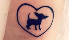 These Chihuahua tattoos will make you want to get inked.