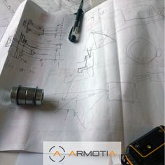 The #idea of to bikers engineers is coming true… discover the Armotia revolution.