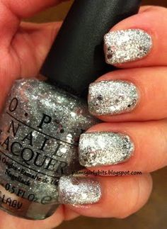 "OPI ""Crown Me Already"" OH MY GOD! I *NEED* THIS! This is TWO coats with NO colour underneath! *Dead*"