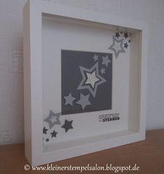 Kleiner Stempelsalon: Greif einfach nach den Sternen!