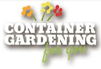 Container Vegetable Gardening Tips: How to Grow Your Own Food even if you have a small yard, no yard or a big yard with no room for a garden! Great site with lots of ideas and helpful info.