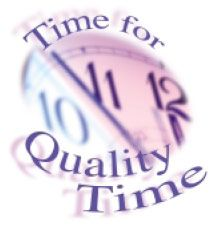 5 Love Languages: Quality Time