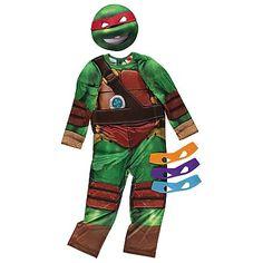 Teenage Mutant Ninja Turtles Fancy Dress Costume | Kids | George at ASDA