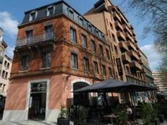 Le Cousture Hotel is perfectly located for both business and leisure guests in Toulouse. Offering a variety of facilities and services, the hotel provides all you need for a good night's sleep. Free Wi-Fi in all rooms, front desk, facilities Hotels In France, Good Night Sleep, Front Desk, Street View, City, Places, Toulouse France, France Europe, Travel