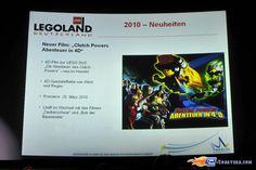 26/35 | Photo de l'inauguration de l'attraction Atlantis by Sea Life située à Legoland Deutschland (Allemagne). Plus d'information sur notre site http://www.e-coasters.com !! Tous les meilleurs Parcs d'Attractions sur un seul site web !!