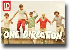 One Direction Poster Jump 1D $9.84 #1D #OneDirection