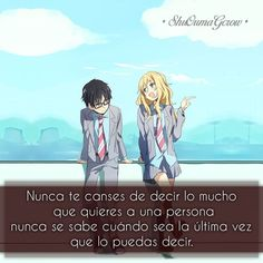 Mundo de Shu Ouma - anime frases anime frases sentimientos ShuOumaGcrow shigatsu wa kimi no uso Shoujo - Otaku Anime, All Anime, Anime Love, Anime Guys, Manga Anime, Career Opportunities Movie, Amor Quotes, Dog Halloween Costumes, You Lied