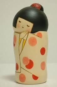 Image result for kokeshi doll