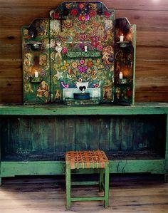 Devotional at Uxua Casa Hotel