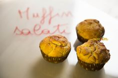 Ricetta Muffin Salati con Prosciutto e Ricotta Senza Lievito e Nichel - Snack Saporito e Leggero,Antipasto, Snack,Senza Glutine