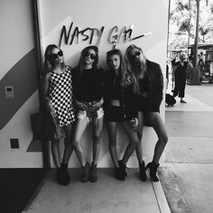 Instagram: lyzyadler, genevanataliaaa, ashtynxx, meredithmickelson