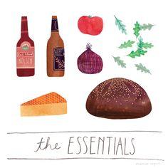 The Essentials: Marisa Seguin