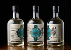 St. Laurent Gin         on          Packaging of the World - Creative Package Design Gallery