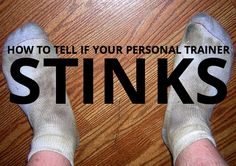 How To Tell If Your Trainer Stinks — Taylor's Fitness | Online Training for Endurance Athletes #fitnesstips #personaltrainer