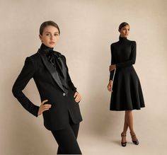 Ralph Lauren Pre-Fall 2013 Collection, tux on the left is sleek and sexy