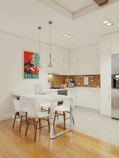 http://www.home-designing.com/2015/11/3-stunning-homes-with-exposed-brick-accent-walls