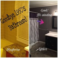 Diy Bathroom Remodel List bathroom remodel before and after | supply list | we're bright at