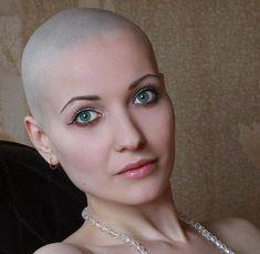 pinterest bald woman | Pinterst Bald Women | Short Hairstyle 2013