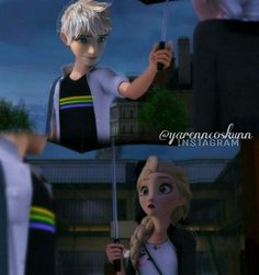 Jack frost dating advice m scenes