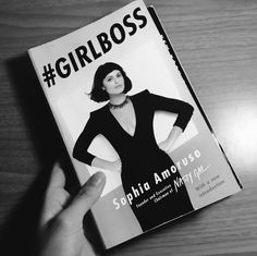 Girlboss: A book that captures what I seek to be and words to live by for the ultimate girlboss lifestyle.