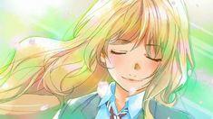 Shigatsu wa Kimi no Uso - Miyazono Kaori Your Lie In April, Vampire Knight, 5cm Per Second, Hikaru Nara, Miyazono Kaori, Manga Anime, Anime Art, Icon Gif, Sakura