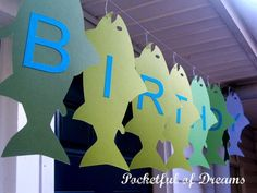 Camping theme birthday party gone fishing 51 ideas for 2019 Fish Fry Party, Shark Party, Gone Fishing Party, Fly Fishing, Fishing Pliers, Saltwater Fishing, Fish Banner, Boy Birthday Parties, Birthday Ideas