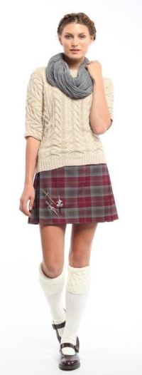 Women's Kilts from Sport Kilt are stylish, classy & perfect for any occasion. Featuring a many colorful tartans and styles. Turn heads in a Sport Kilt.