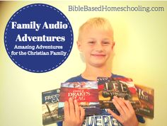 Family Audio Adventures Learn The Bible, Audio Drama, Christian Families, Fun Learning, Homeschooling, Encouragement, Study, The Unit, Facts