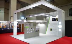 Successful exhibiting requires creative Custom Exhibition Displays for trade show in order to find new ways of communication http://goo.gl/2cn9ZL