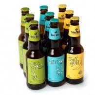 Big Rock Brewery — Package Design